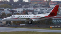 G-JBLZ @ ESSB - On final to runway 30 - by Roger Andreasson