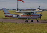 G-BNMF @ EGSH - About to depart. - by Graham Reeve