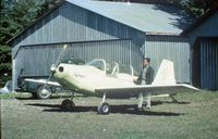 C-FPZR - the only thin i know so far is that plane crached on a barn. picture taken compton quebec, canada - by Patrick Veilleux
