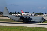 5150 @ LMML - C130H Hercules 5150/61-PG French Air Force. - by raymond