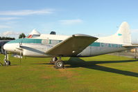 G-AHRI - At Newark Air Museum