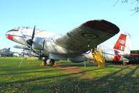TG517 - At Newark Air Museum in the UK
