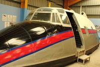 XB261 - At Newark Air Museum in the UK