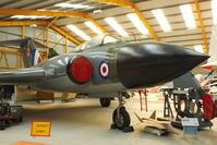 XH992 - At Newark Air Museum in the UK