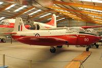 XM383 - At Newark Air Museum in the UK