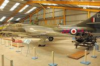 WT651 - At Newark Air Museum in the UK