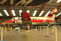 XX492 - At Newark Air Museum in the UK