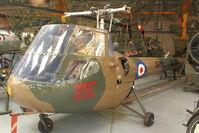 XL764 - At Newark Air Museum in the UK
