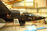 WV787 - At Newark Air Museum in the UK