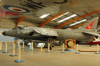ZA176 - At Newark Air Museum in the UK
