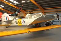 VR249 - At Newark Air Museum in the UK