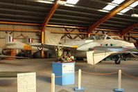 XD593 - At Newark Air Museum in the UK
