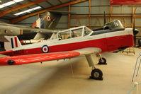 WB624 - At Newark Air Museum in the UK