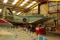 XP226 @ X4WT - At Newark Air Museum in the UK