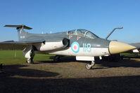 XN964 - At Newark Air Museum in the UK
