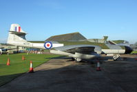 WS739 @ X4WT - At Newark Air Museum in the UK