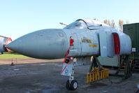 XV490 - At Newark Air Museum in the UK