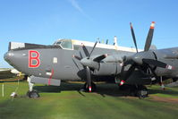 WR977 - At Newark Air Museum in the UK
