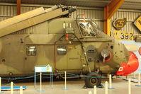 XV728 - At Newark Air Museum in the UK