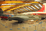WS692 - At Newark Air Museum in the UK