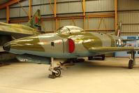 WK277 - At Newark Air Museum in the UK