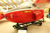 XN573 - At Newark Air Museum in the UK