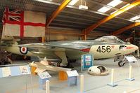 WM913 - At Newark Air Museum in the UK