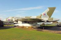 XM594 - At Newark Air Museum in the UK