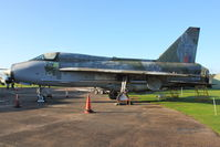 XS417 @ X4WT - At Newark Air Museum in the UK