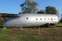 WB491 @ X4WT - At Newark Air Museum in the UK