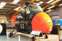 XM685 @ X4WT - At Newark Air Museum in the UK