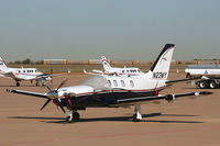 N23MY @ AFW - At Alliance Airport - Fort Worth, TX