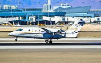 N137SL @ KLAS - N137SL 2005 Piaggio P180 Avanti C/N 1102  Las Vegas - McCarran International (LAS / KLAS) USA - Nevada, October 26, 2011 Photo: Tomás Del Coro - by Tomás Del Coro