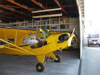 N62065 @ SZP - 1944 Piper J3C-65 CUB, Continental A&C65 65 Hp - by Doug Robertson