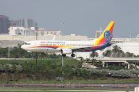 9Y-JMF @ FLL - Air Jamaica 737