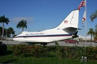 142166 @ MIA - Baker Aviation A-4 - by Florida Metal