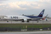 CC-CZW @ MIA - LAN 767-300