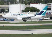 C-GWSH @ FLL - West Jet 737