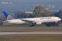 N781UA @ EDDM - United Airlines - by Martin Nimmervoll