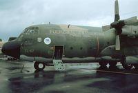 TC-67 @ EGVI - Lockheed C-130H Hercules of the Fuerza Aerea Argentina at the 1979 International Air Tattoo, Greenham Common