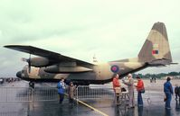 XV302 @ EGVI - Lockheed C-130K Hercules C1 of the RAF at the 1979 International Air Tattoo, Greenham Common