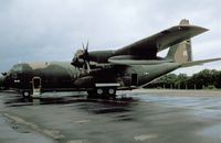 54-1640 @ EGVI - Lockheed C-130A Hercules of the USAF (TN ANG) at the 1979 International Air Tattoo, Greenham Common - by Ingo Warnecke
