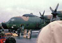 66-0220 @ EGVI - Lockheed HC-130P Hercules of the USAF at the 1979 International Air Tattoo, Greenham Common