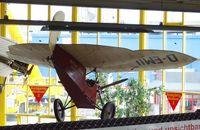 D-EMIL - Mignet HM.14 Pou-du-Ciel at the Auto & Technik Museum, Sinsheim - by Ingo Warnecke