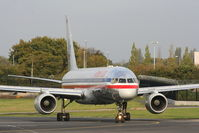 N189AN @ EGCC - American Airlines - by Chris Hall
