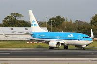 PH-BGR @ EGCC - KLM Royal Dutch Airlines - by Chris Hall