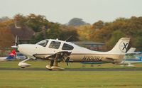 N100RZ @ EGLD - Aircraft Guaranty Corp Trustee - by Clive Glaister