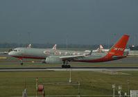 RA-64021 @ LOWW - Aviastar Tu Tupolev TU-204 - by Thomas Ranner