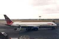 G-BNWF @ PRG - British Airways - by Henk Geerlings