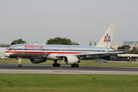N186AN @ EGCC - American Airlines - by Chris Hall